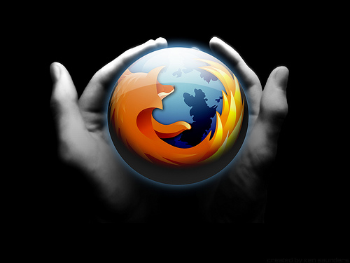 Foto: pro_webdev på Flickr - FireFox Wallpaper