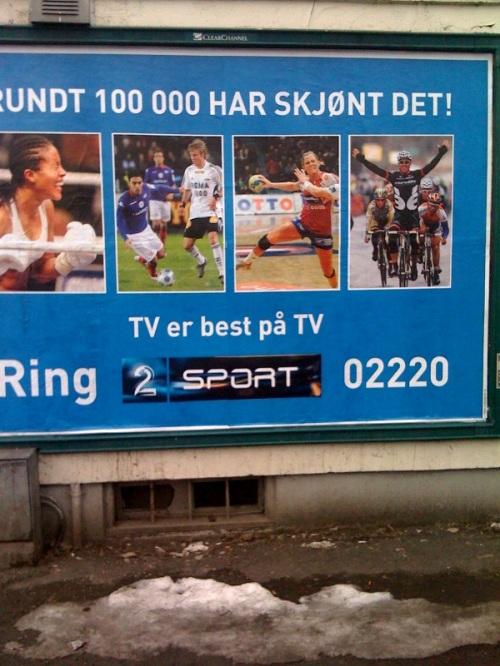reklameplakat